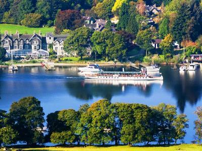 exterior view - hotel lakeside - newby bridge, united kingdom