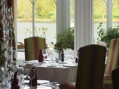 restaurant - hotel lakeside - newby bridge, united kingdom
