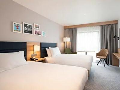 bedroom - hotel hilton garden inn abingdon oxford - abingdon, united kingdom