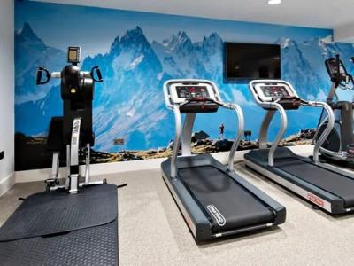 gym - hotel hilton garden inn abingdon oxford - abingdon, united kingdom