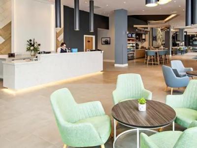lobby - hotel hilton garden inn abingdon oxford - abingdon, united kingdom