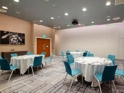 conference room - hotel hilton garden inn abingdon oxford - abingdon, united kingdom