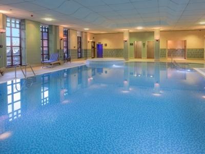 indoor pool - hotel hilton puckrup hall - tewkesbury, united kingdom