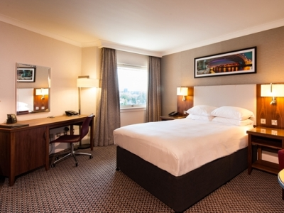 bedroom - hotel doubletree by hilton strathclyde - motherwell, united kingdom