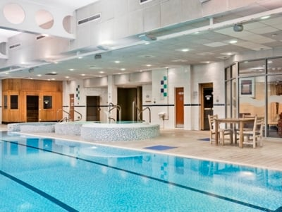 indoor pool - hotel doubletree by hilton strathclyde - motherwell, united kingdom