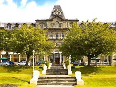 The Palace Hotel Buxton And Spa