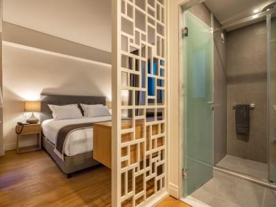 bedroom - hotel glyfada riviera - athens, greece