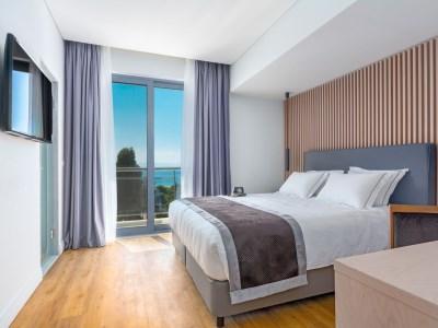 bedroom 1 - hotel glyfada riviera - athens, greece