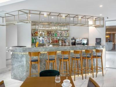 bar - hotel glyfada riviera - athens, greece