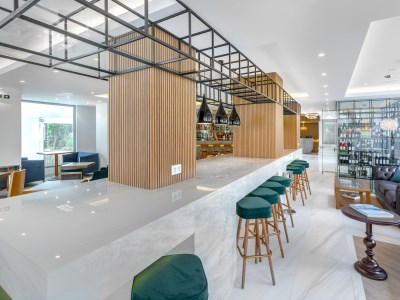 bar 1 - hotel glyfada riviera - athens, greece