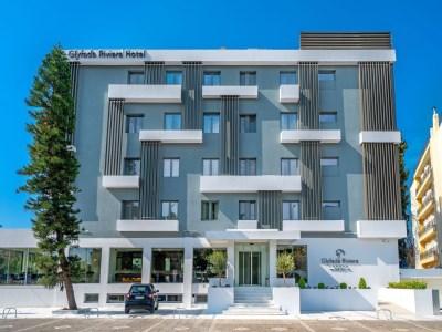 exterior view - hotel glyfada riviera - athens, greece