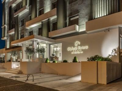 exterior view 1 - hotel glyfada riviera - athens, greece