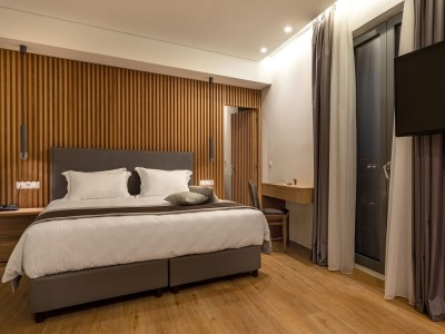 junior suite - hotel glyfada riviera - athens, greece