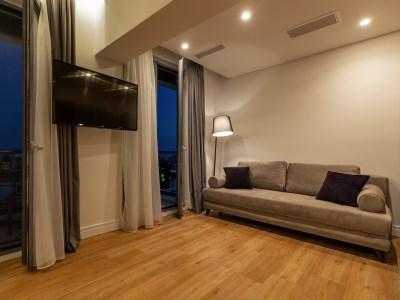 junior suite 1 - hotel glyfada riviera - athens, greece