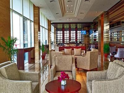 lobby - hotel swiss-belhotel serpong - tangerang, indonesia