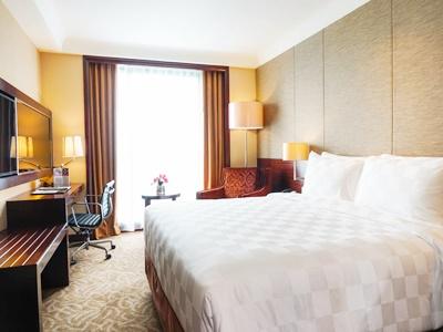 bedroom 1 - hotel swiss-belhotel serpong - tangerang, indonesia