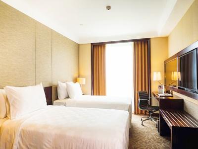 bedroom 2 - hotel swiss-belhotel serpong - tangerang, indonesia