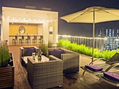 bar 1 - hotel swiss-belinn cikarang - cikarang, indonesia