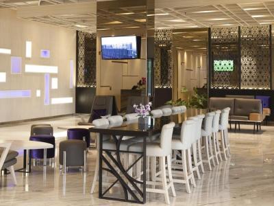 restaurant 1 - hotel swiss-belinn cikarang - cikarang, indonesia