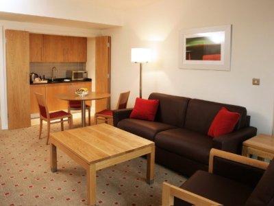 junior suite - hotel clayton liffey valley - dublin, ireland