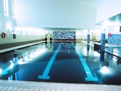indoor pool - hotel clayton liffey valley - dublin, ireland