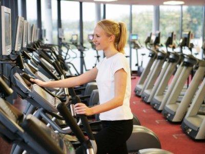 gym - hotel clayton liffey valley - dublin, ireland