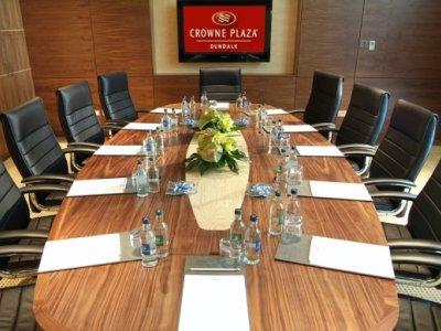 conference room - hotel crowne plaza dundalk - dundalk, ireland