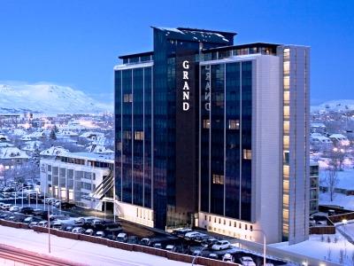 Grand Reykjavik (Atrium) (I)
