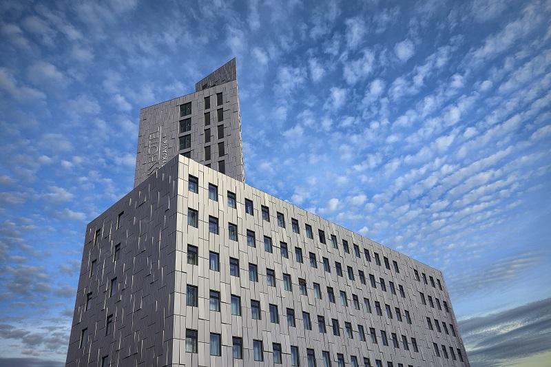 Fosshotel Reykjavik (I)