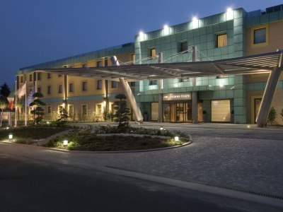 Crowne Plaza-Malpensa Apt
