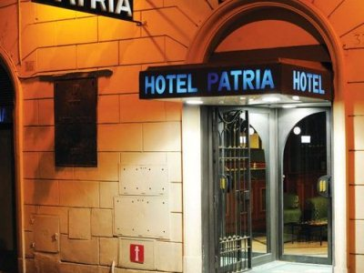 Patria (Min Stay Offer)