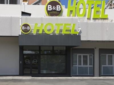 B And B Hotel Roma Pietralata Tiburtina