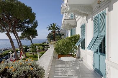 exterior view 2 - hotel grand hotel miramare - santa margherita ligure, italy