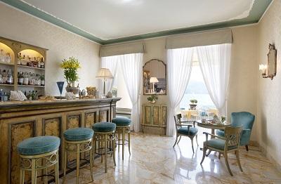 bar - hotel grand hotel miramare - santa margherita ligure, italy