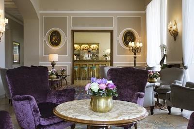 lobby - hotel grand hotel miramare - santa margherita ligure, italy