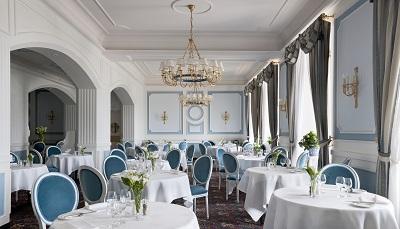 restaurant - hotel grand hotel miramare - santa margherita ligure, italy