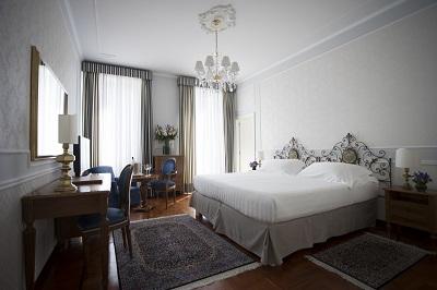 deluxe room - hotel grand hotel miramare - santa margherita ligure, italy