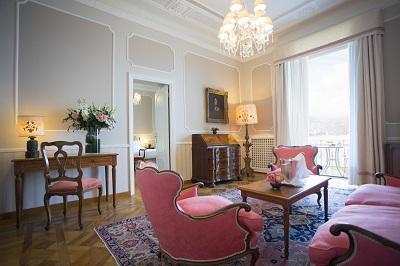suite 1 - hotel grand hotel miramare - santa margherita ligure, italy