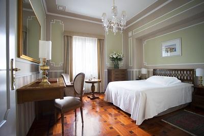 bedroom - hotel grand hotel miramare - santa margherita ligure, italy