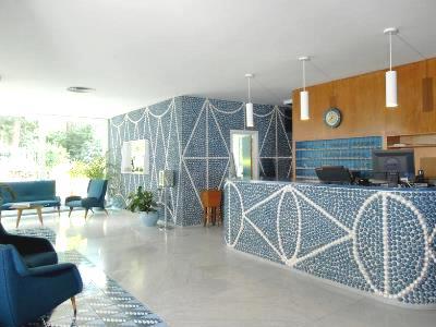 lobby - hotel parco dei principi - sorrento, italy