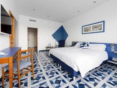 bedroom 2 - hotel parco dei principi - sorrento, italy