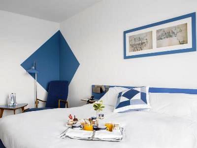 bedroom - hotel parco dei principi - sorrento, italy
