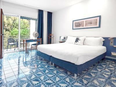 bedroom 4 - hotel parco dei principi - sorrento, italy