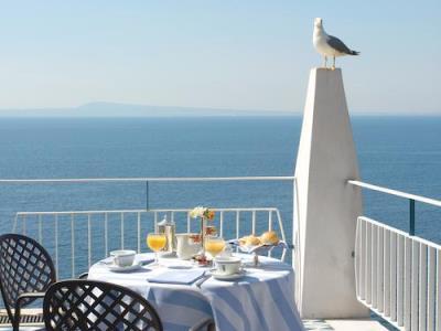 breakfast room - hotel parco dei principi - sorrento, italy