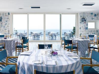 restaurant - hotel parco dei principi - sorrento, italy