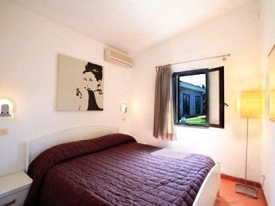 bedroom - hotel esperidi resort - sorrento, italy