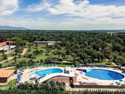 Mercure Tirrenia Green Park Hotel