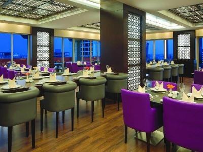 restaurant - hotel corp amman - amman, jordan