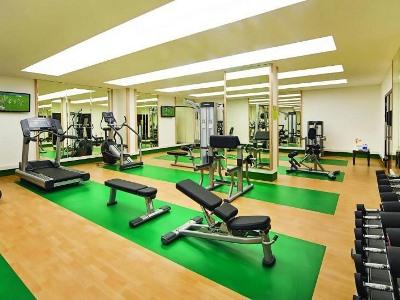 gym - hotel corp amman - amman, jordan