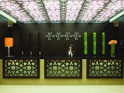 lobby - hotel corp amman - amman, jordan
